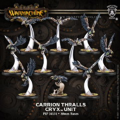 Cryx Unit Carrion Thralls (10)